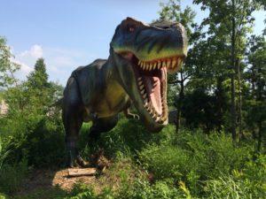 恐竜の実写版 画像