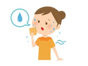 コタツで脱水症状
