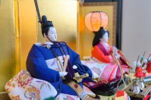 関東雛の画像